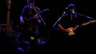 Holly Miranda with Nada Surf - Slow Burn Treason - Live At Bowery Ballroom NYC
