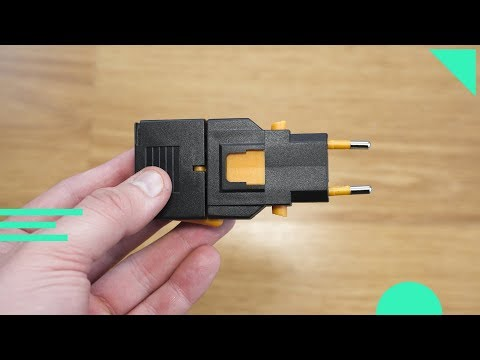 Best world outlet adapter that works In 150+ countries? Kikkerland Universal Travel Adapter Review