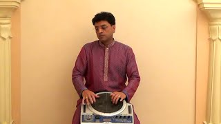 Indian Percussion 6of7: Dholak demo on Handsonic