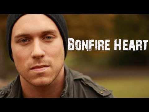 Bonfire Heart James Blunt - Music Video - RUNAGROUND Cover