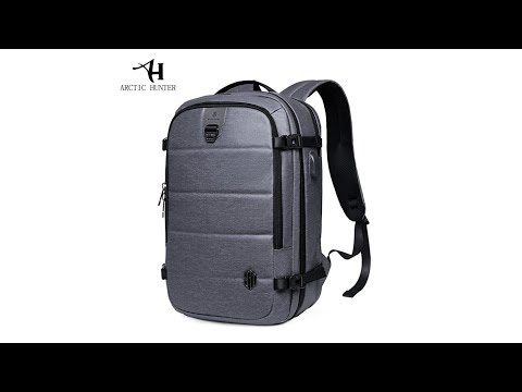 8f2fbc0206 Τσάντα πλάτης ARCTIC HUNTER B00260 αδιάβροχη για laptop με