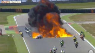 Best Motorsport Crashes of 2016