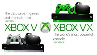 Next Generation 2020 Xbox Anaconda beats PS5 Specs in PRICE & POWER - Lockhart Xcloud