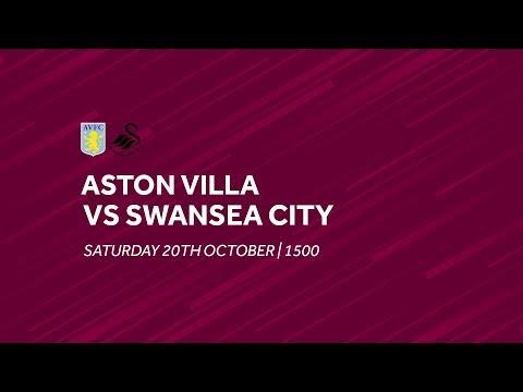 Aston Villa 1-0 Swansea City | Extended highlights