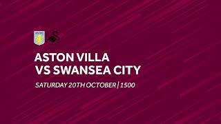 Aston Villa 1-0 Swansea City | Extended highlights