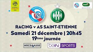 VIDEO: Racing-AS Saint-Etienne (J19 L1 19/20) : les clés du match avec PMU.fr