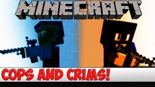 Minecraft Bukkit Plugin - Cops and Crims (Counter Strike) - Tutorial