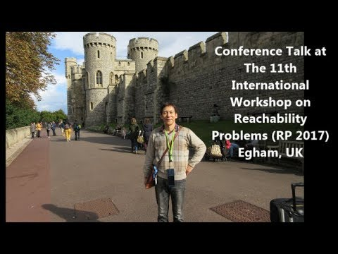 Parameterized Graph Connectivity - RP 2017 Conference Talk - Egham, UK