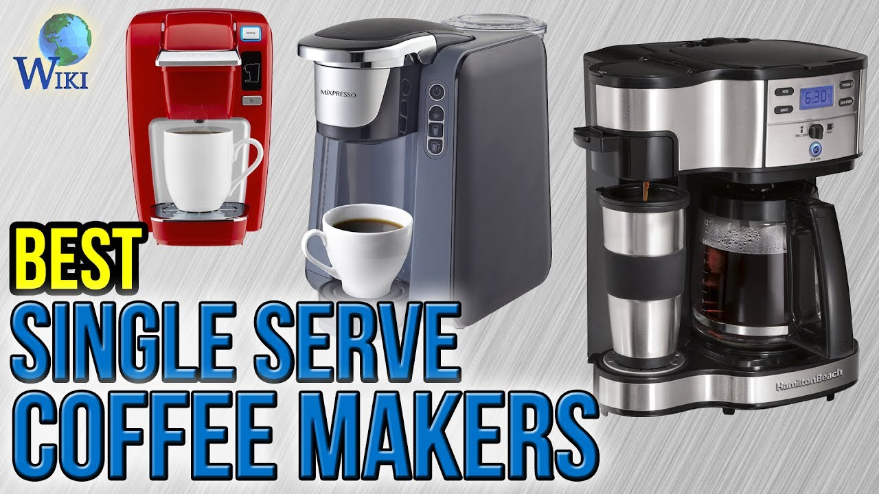 10 Best Single Serve Coffee Makers 2017 Youtube