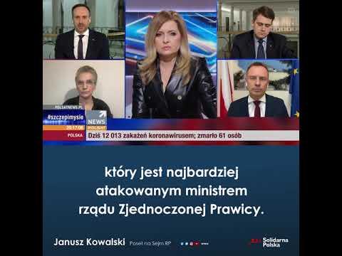 PO zagląda strach w oczy i dlatego atakuje dzisiaj Zbigniewa Ziobro!