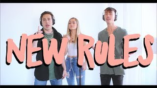 """New Rules"" - Dua Lipa [COVER BY THE GORENC SIBLINGS]"
