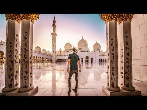 ABU DHABI, ARABIAN PARADISE!