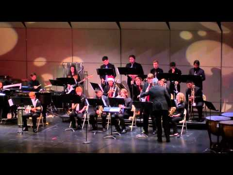 Henry M Jackson High School Winter Concert 2014 - Jazz 2 - Night of the Mojito - 12/18/2014