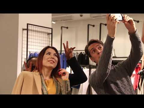 Съёмка программы Модный Нижний с Мариной Теплицкой в ТРК «НЕБО»