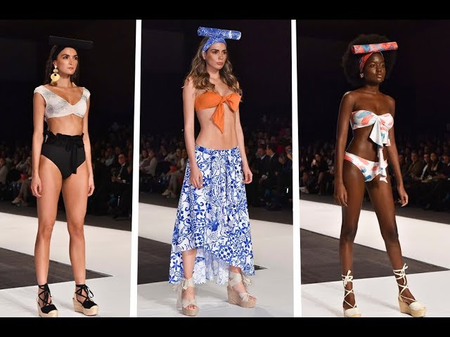 Bogotá Fashion Week 2019 - Saha