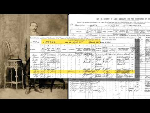 How to Make a Genealogy Video from Family Tree Research - YouTube