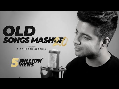 Old Hindi Songs Mashup - Part 2 | Siddharth Slathia