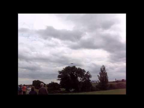 Vulcan over West Lynn