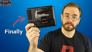 The New SEGA Genesis Mini Surprised Me