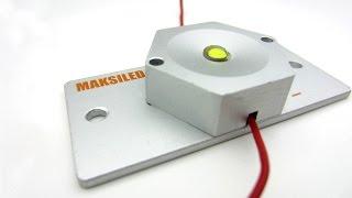 Светодиодные модули ML-110-A-P-X(Светодиодный модуль MAKSILED ML-110A-P-X идеально подходит для подсветки световых коробов, рекламных конструкций..., 2015-08-27T09:02:17.000Z)