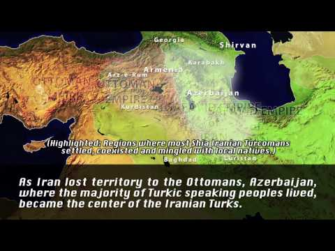History of Azerbaijan 4: THE RETURN OF IRAN