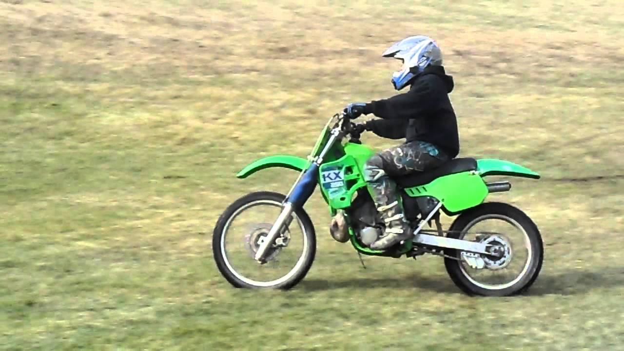 1988 KX 250
