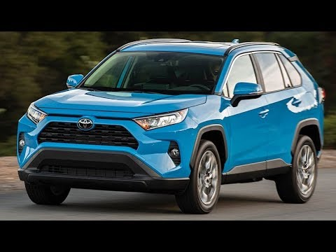 All New 2019 Toyota Rav4 Review