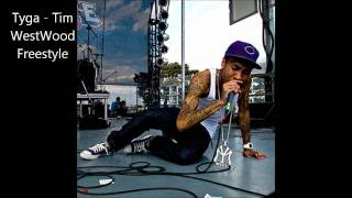 Tyga - Freestyle Tim Westwood [HD] MP3 (Download Link)
