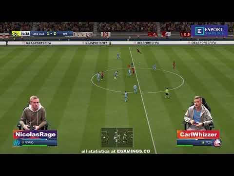 2019.10.04 ► France Cyber Stars League ► Lille (NicolasRage) - Marseille (CarlWhizzer)