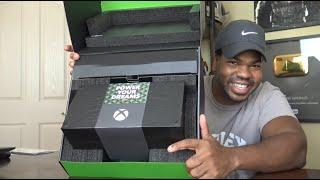 Xbox Series X - Unboxing!
