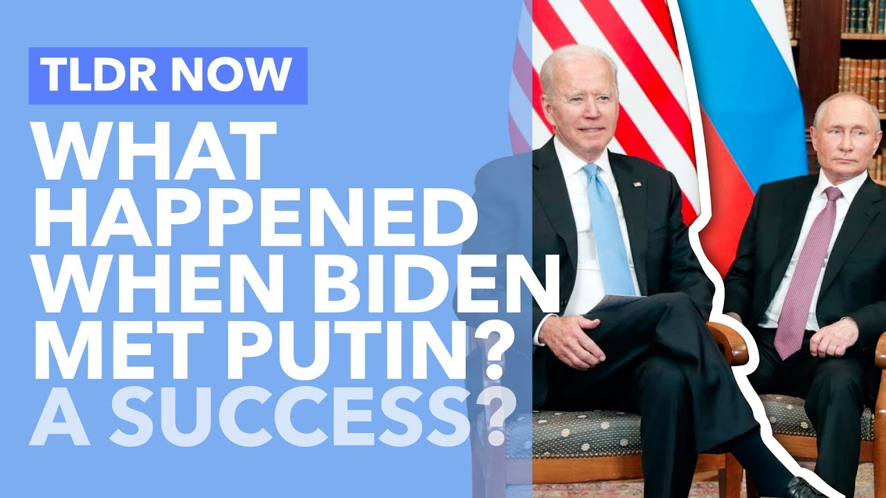 Biden & Putin: The Wins and Losses Out of the Geneva Summit - TLDR News