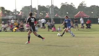 1/2/13 -  US Youth Soccer National League Girls Update -- Disney Final Day