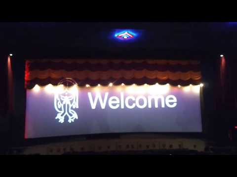 #Kumbakonam #Baranika #Theatre #Screen Opening