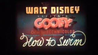 Video Super8 - How to swim (1942) - Walt Disney Cinecasa - Kodak LPP download MP3, 3GP, MP4, WEBM, AVI, FLV November 2018