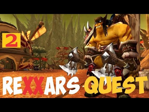 WarCraft 3: Rexxar's Quest RTS-RPG - Part 2 HD Texture MOD Remastered