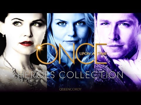 The Heroes of Once Upon a Time (1 Hour Relaxing Music Compil
