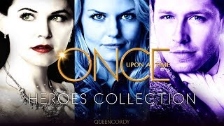 The Heroes of Once Upon a Time (1 Hour Relaxing Music Compil...