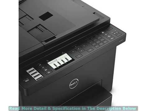 Dell E525w LED Farblaser Multifunktionsdrucker 600x600dpi