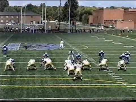 Urbana University Blue Knights Football: 10 Sacks vs ...