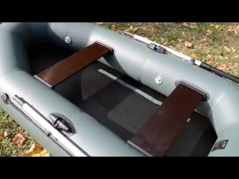 Надувная лодка Bark