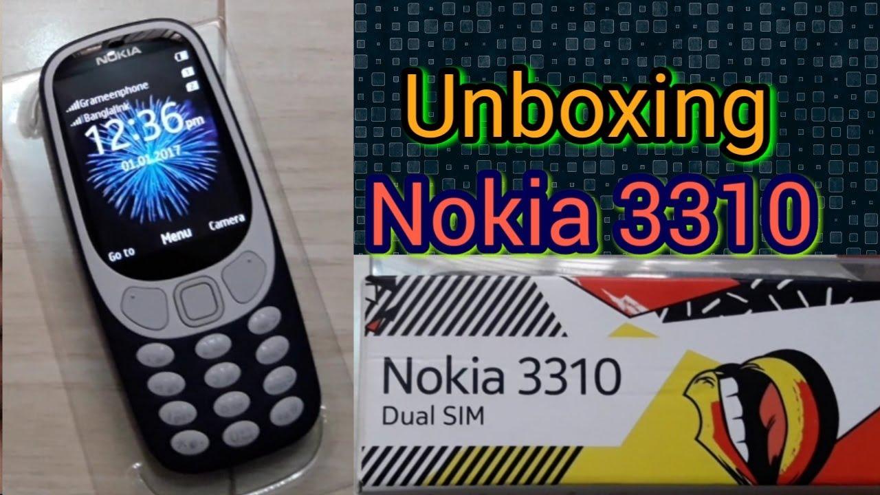 Unboxing Original Nokia 3310 Phone || 3310 Nokia Phone Review || Presented By Always Bangladesh