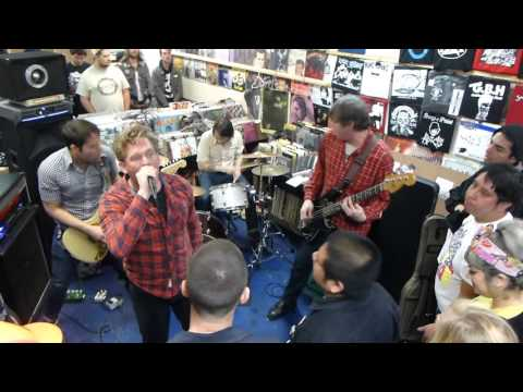 Career Suicide - LIVE at Vinyl Solutions Huntington Beach