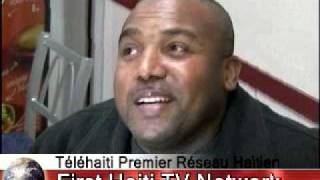 Haitian American Police Officer Talks About Haiti Earthquake Disaster via tele haiti