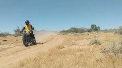 1955 Triumph Trophy Bird Desert Sled - Casa Grande AZ