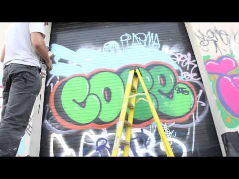 NEW COPE 2! Dan Plasma BRONX HALL OF FAME KD MOB