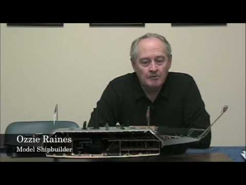 From Ironclad To Cardboard: The Model Of The CSS Richmond - Part One