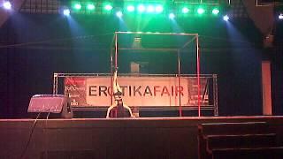 Day Davis - Pole Dance Competition Erotika Fair 2013