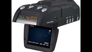 видео Видеорегистратор автомобильный с gps и антирадаром xpx g525 str корея