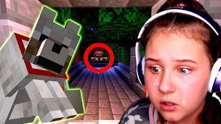My Minecraft Dog Has Been Kidnapped And this is What Happened..