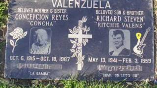 "Ritchie Valens  ""MEMORIES"" ((R.I.P.Tribute))"